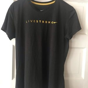 Nike Livestrong Dry Fit